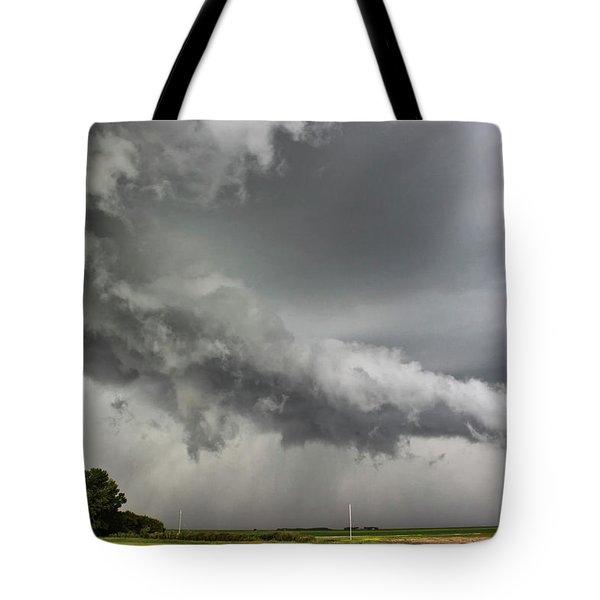 Angry Mode Tote Bag
