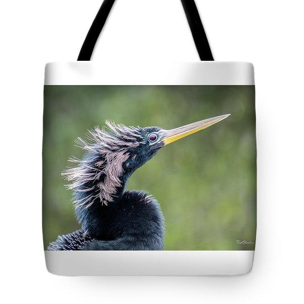 Anhinga - Like My Doo Tote Bag