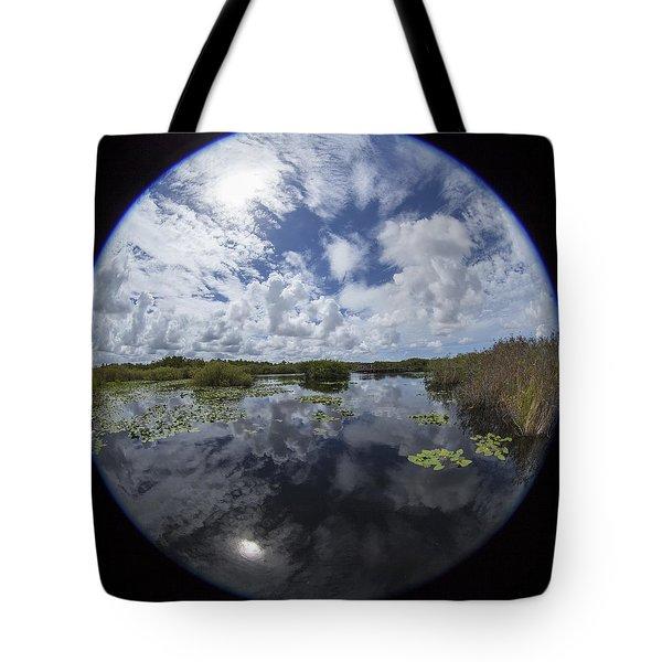 Anhinga Trail 86 Tote Bag