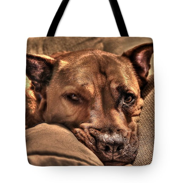 Animal 9 Tote Bag