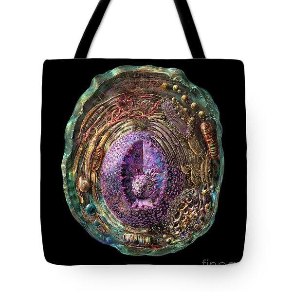 Animal Cell Tote Bag
