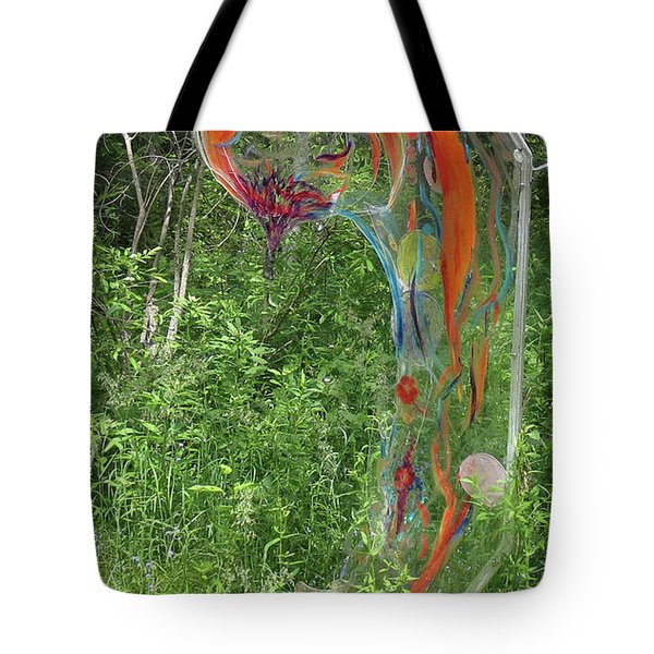 Animal Fabuleux / Fantasy Animal Tote Bag