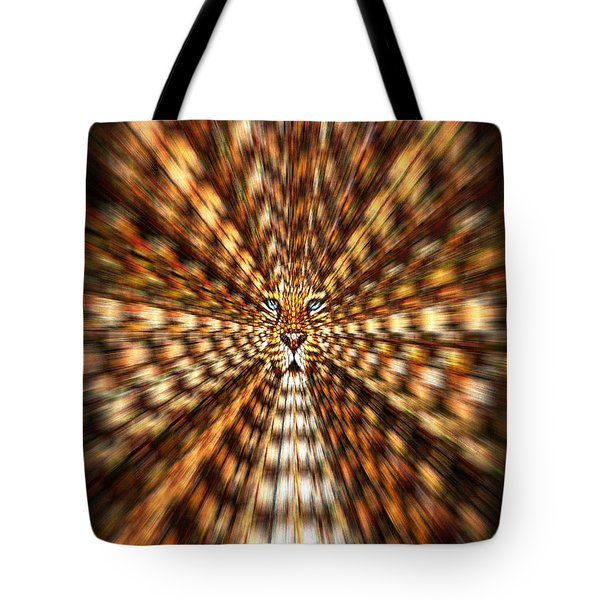Animal Magnetism Tote Bag by Paula Ayers