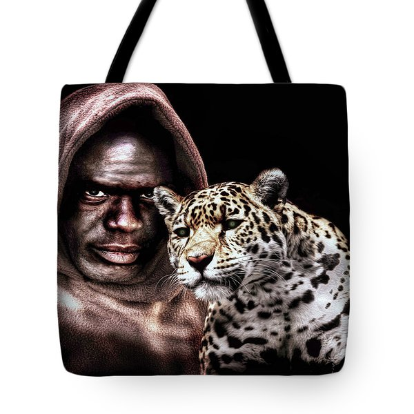 Animal Totem Tote Bag