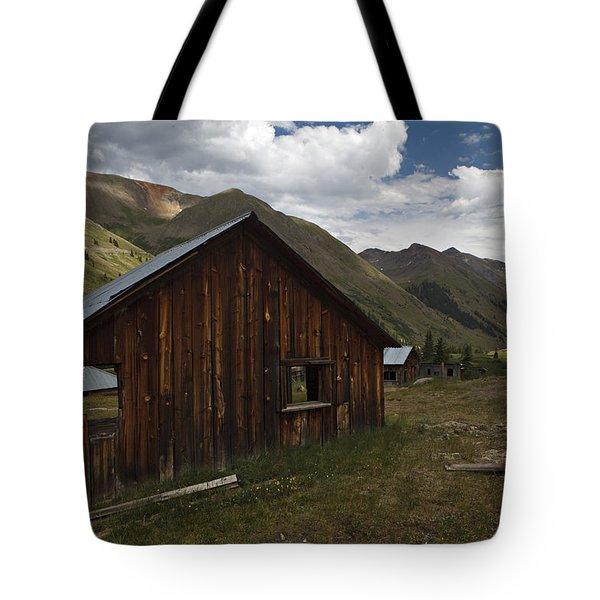 Animas Forks Tote Bag