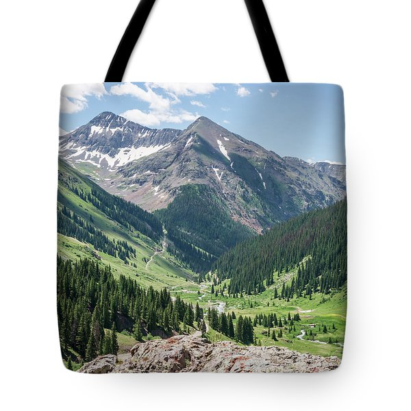 Animas Forks Tote Bag