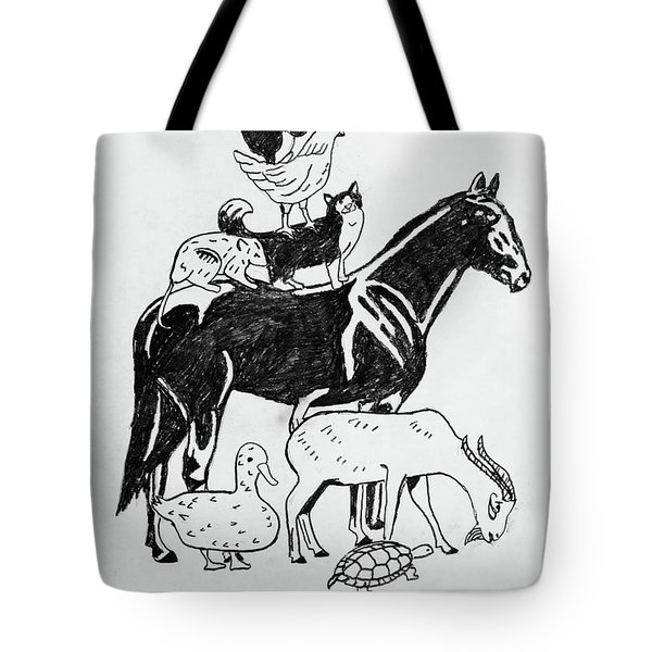 Animis Foundation Tote Bag