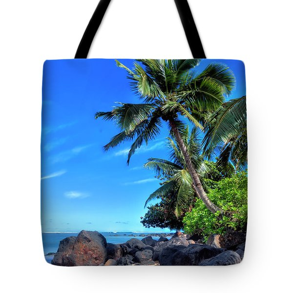 Anini Beach Tote Bag