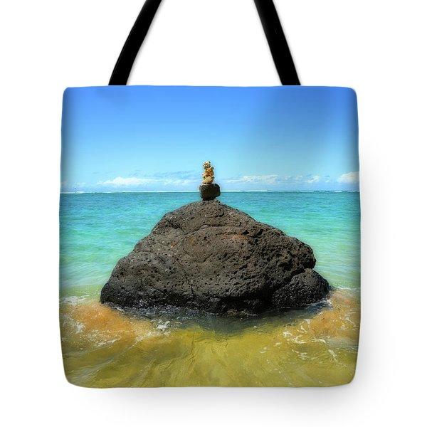 Aninibeach Tote Bag