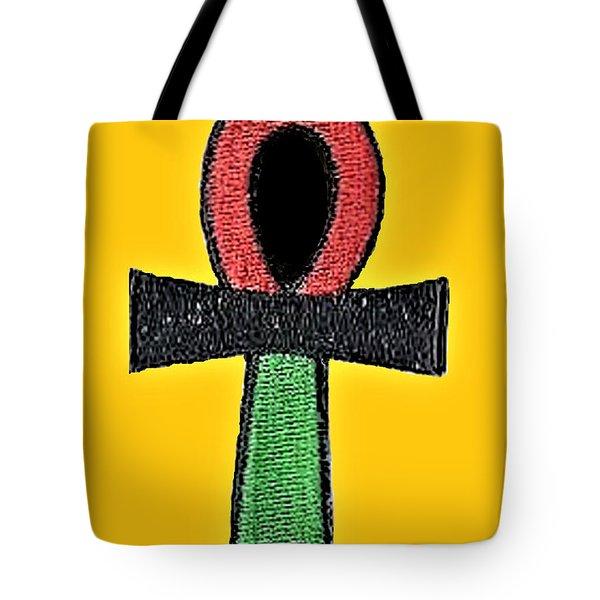 Ankh Life Tote Bag