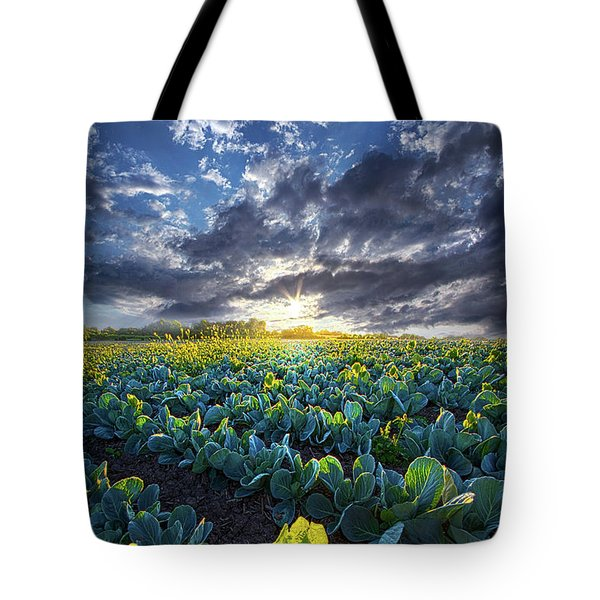 Ankle High In July Tote Bag
