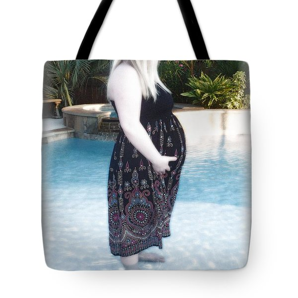Annah Glow Tote Bag by Ellen O'Reilly