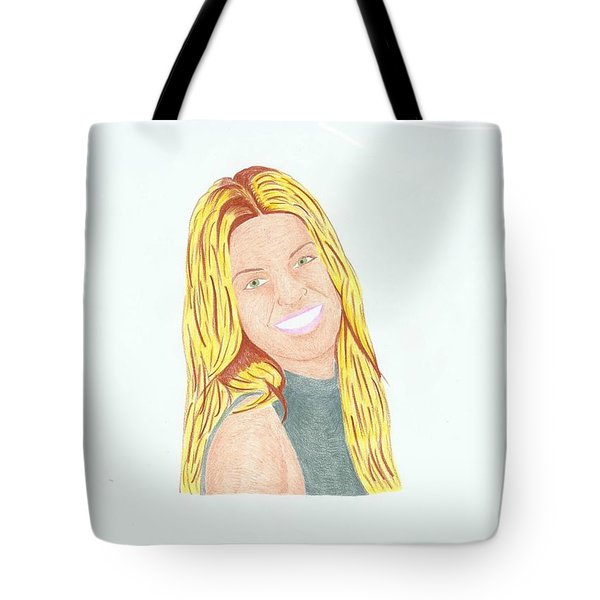 Annalynne Mccord Tote Bag