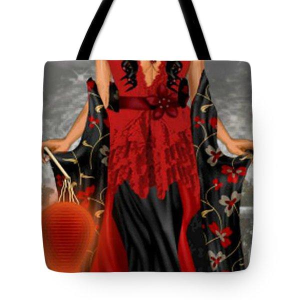 Annamia Tote Bag