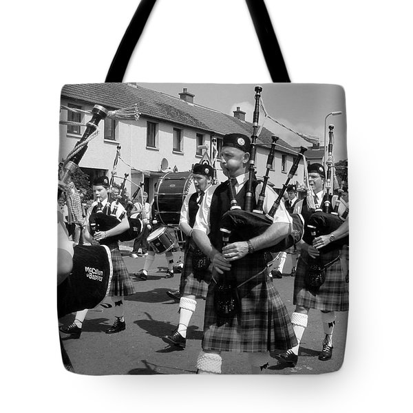 Annan Riding Of The Marches Tote Bag