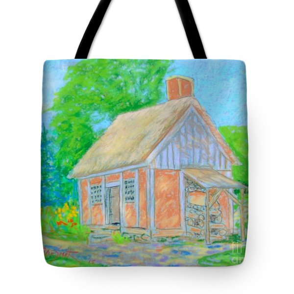 Annapolis Royal Historic Park Tote Bag