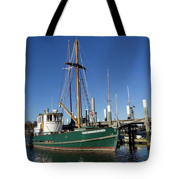 Anne Of Mystic Ct Tote Bag