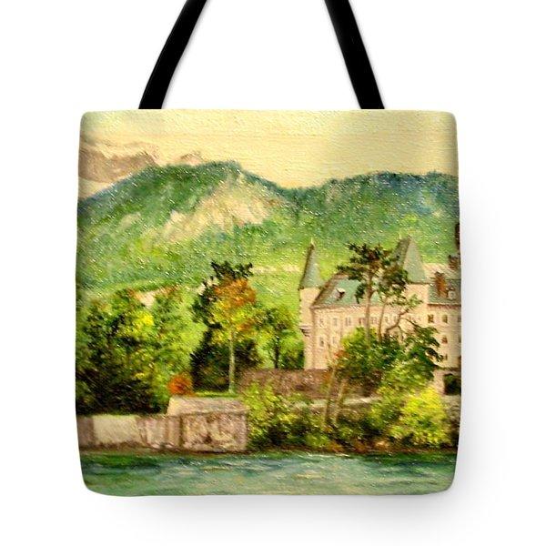 Annency Tote Bag