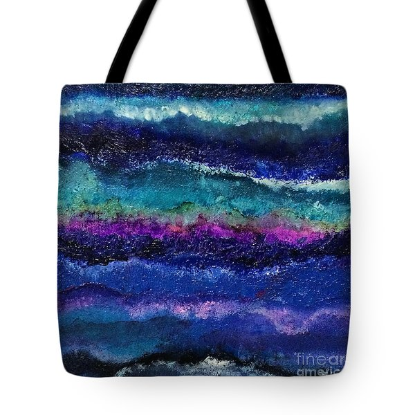 Anne's Abstract Tote Bag