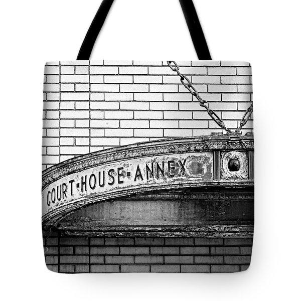 Annex Tote Bag