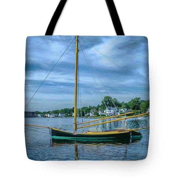 Annie, Mystic Seaport Museum Tote Bag