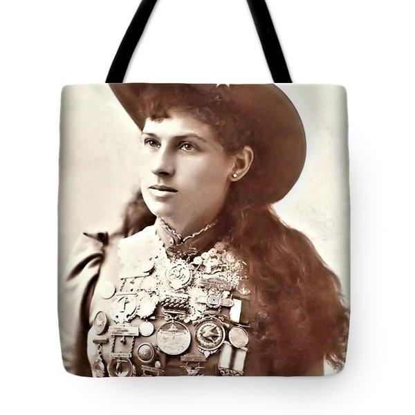 Annie Oakley 1 Tote Bag