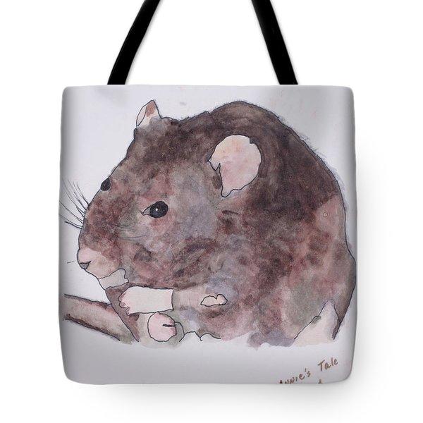 Annie's Tale Tote Bag