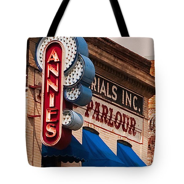 Annies U Of M Tote Bag