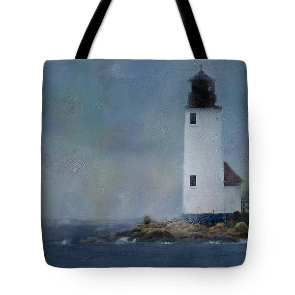 Anisquam Rain Tote Bag