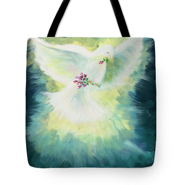 Anointed Tote Bag