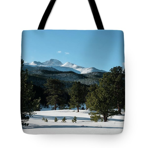 Another Beautiful Day In Rocky Mountain National Park - 0612 Tote Bag