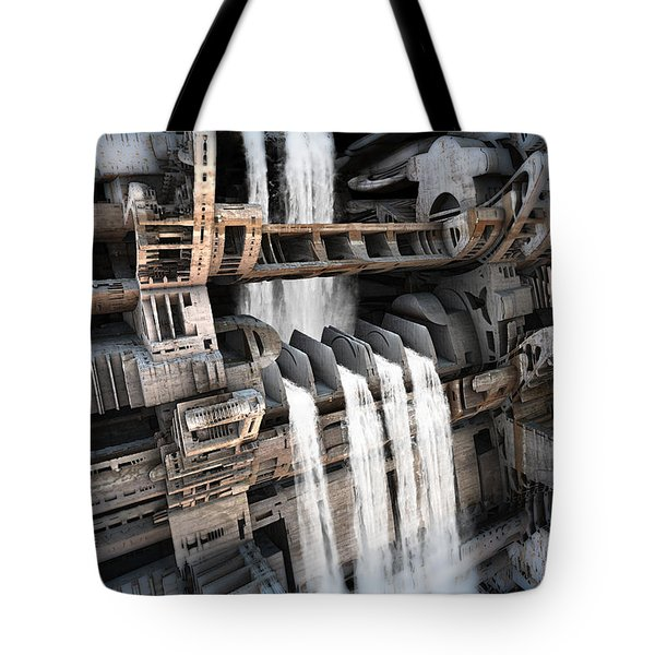 Another Bloody Dam Tote Bag