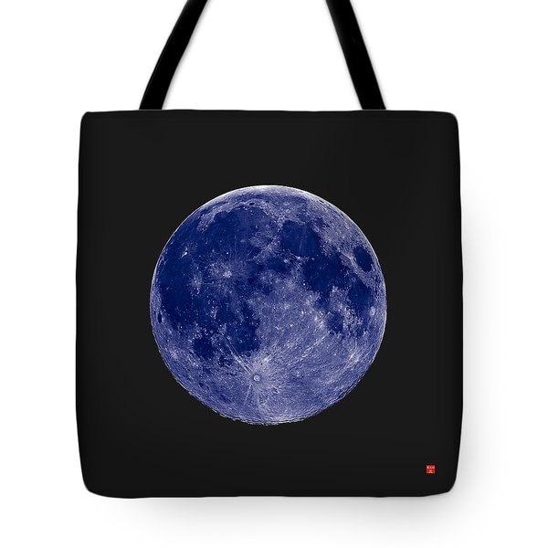Another Blue Moon Tote Bag
