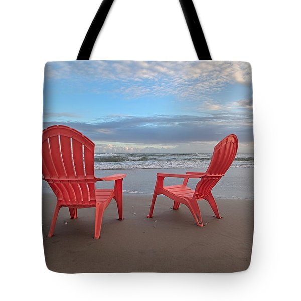 Another Busy Beach Day Tote Bag