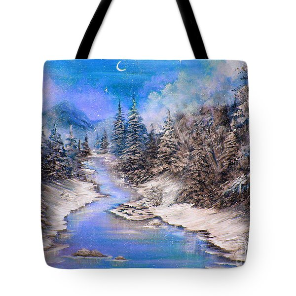 Another Cold And Windy Day 2 Tote Bag
