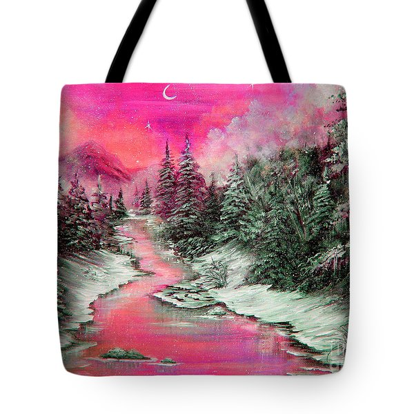 Another Cold And Windy Day 3 Tote Bag