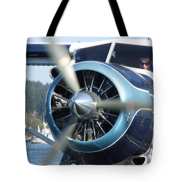 Another Day At The Office Tote Bag