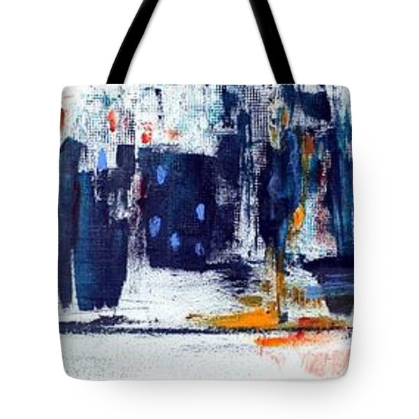 Another Day In New York City Tote Bag