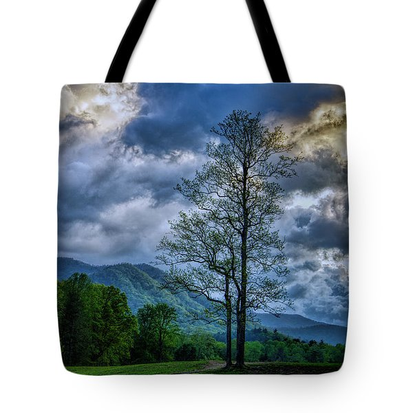 Another Day In Tennessee Tote Bag