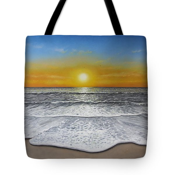 Another Day Tote Bag by Paul Newcastle