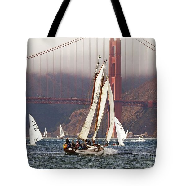 Another Fine Day Tote Bag