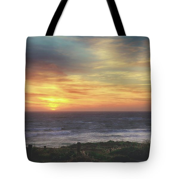 Another Goodbye Tote Bag by Laurie Search