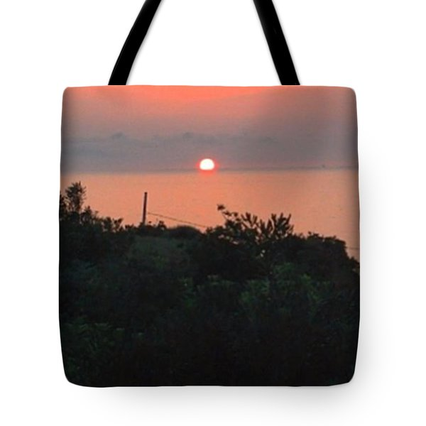 Another Gorgeous Sunset Picture Taken Tote Bag