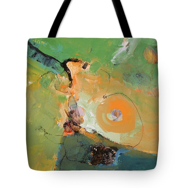 Another Green World Tote Bag by Cliff Spohn