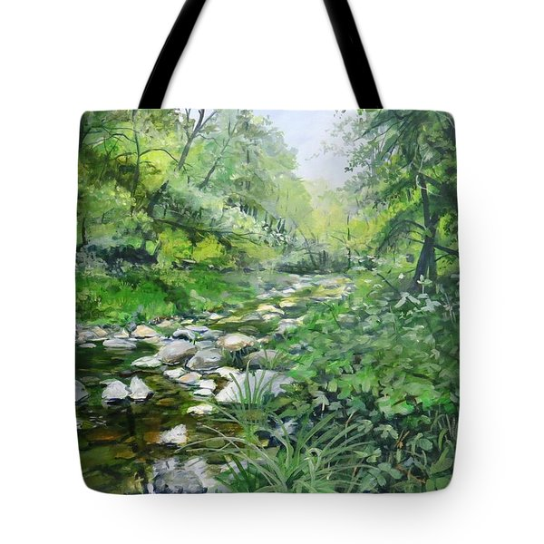 Another Look Tote Bag