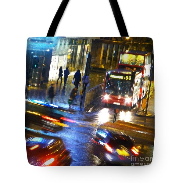 Tote Bag featuring the photograph Another Manic Monday by LemonArt Photography