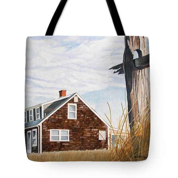 Another New England Sunrise Tote Bag