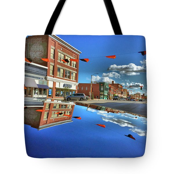 Another Pennsylvania Avenue Tote Bag