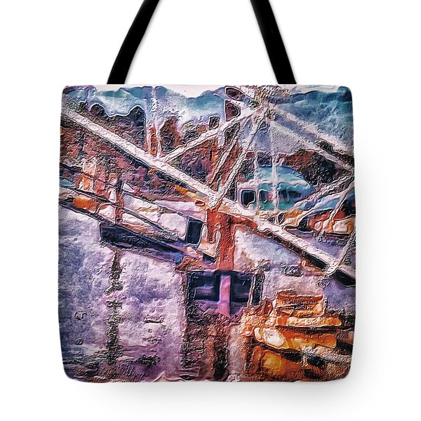 Another Picture For A Dentist Waiting Room Tote Bag