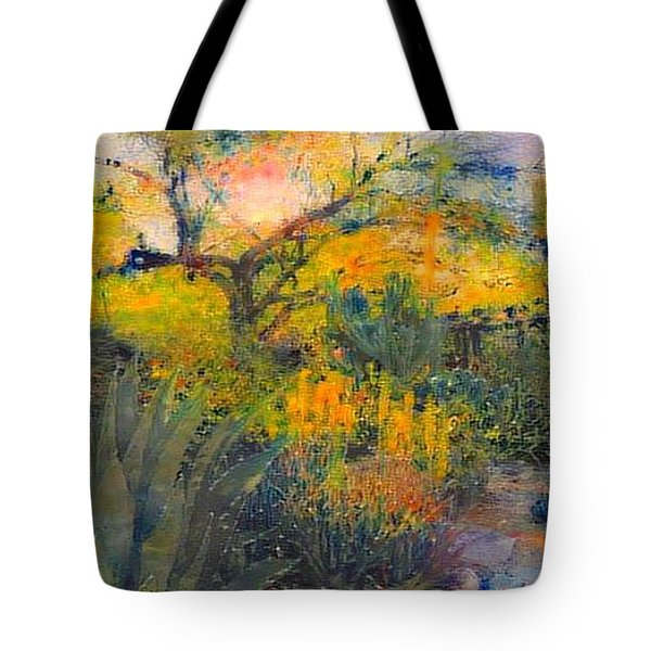 Another Renoir Moment Tote Bag